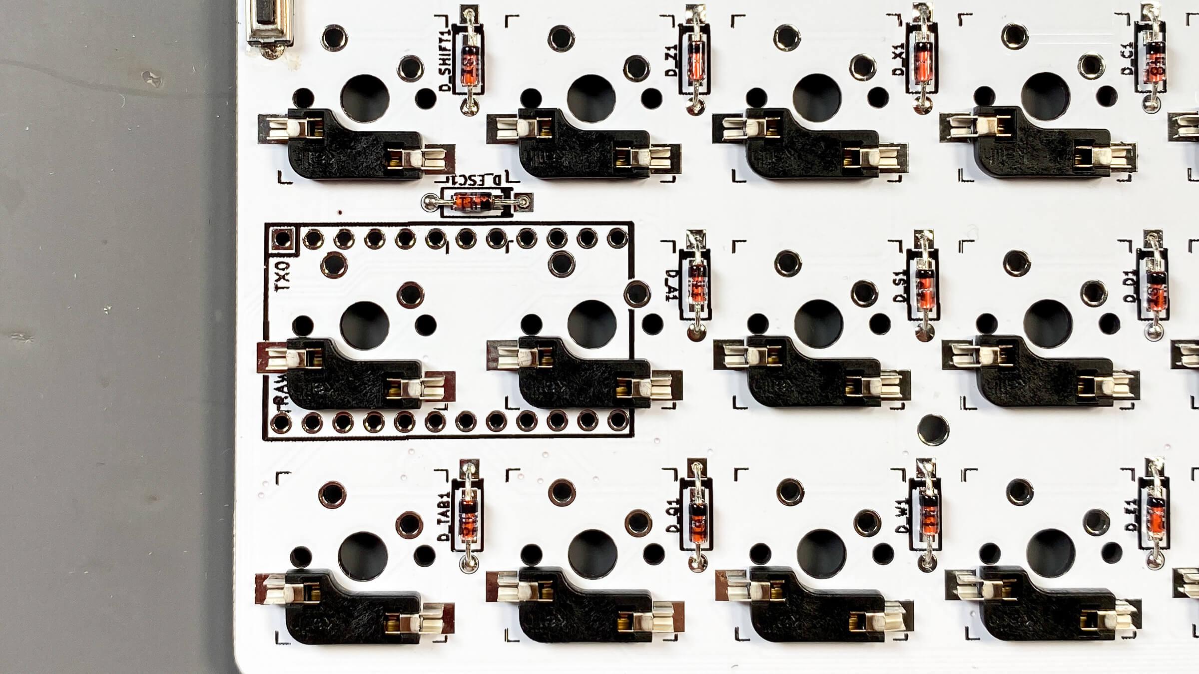 socket in controller area